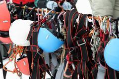 The equipment for rock-climbing Kuvituskuvat