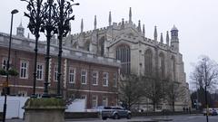 Eton College: Establishing shot Stock Footage