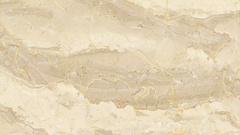 Face of a sheet of the marble clearly showing the  of horizontally lined texture Stock Footage