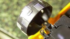 Rc remote control wheel RC Stock Footage