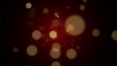 Bookeh lights background Stock Footage