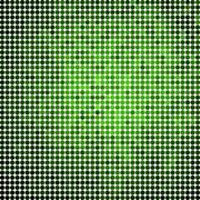 Abstract vector colored round dots background Stock Illustration