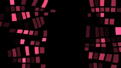 Motion Edm Animation Vj Background Stock Footage