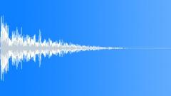 Asylum Fear Cinematic Strike Impact 1 Sound Effect