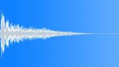 Asylum Organic Pulse Cinematic Drum Impact 1 Sound Effect