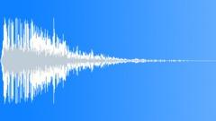 Asylum Steel Wind Hit Sound Effect