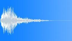 Asylum Deep Bass Bell Soft Hit 1 Sound Effect