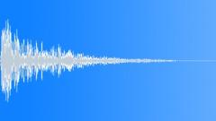 Asylum Subsonic Bass Deep Drum Impact 1 Sound Effect