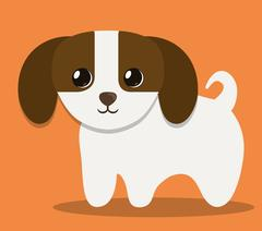 Pet icon image Stock Illustration