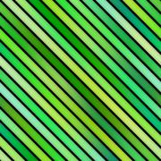 Parallel Gradient Stripes. Seamless Multicolor Pattern Stock Illustration