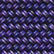 Twill Weave Texture. Seamless Multicolor Pattern Stock Illustration