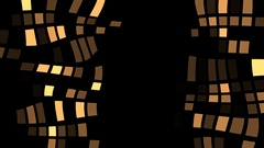 Seamless Squares Vj Loop HD Stock Footage