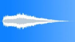Captured Ghost Woosh Sound Effect