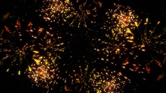 Happy New Year Backgrounds Stock Footage
