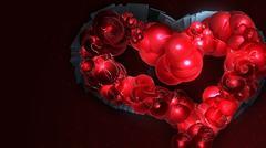 Mechanical heart tao Stock Illustration