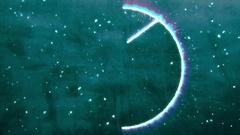 4K Pentagram Symbol with Revealing Satan Face 10 Stock Footage