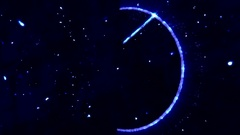 4K Pentagram Symbol with Revealing Satan Face v2 4 Stock Footage