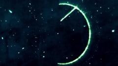 4K Pentagram Symbol with Revealing Satan Face v2 13 Stock Footage
