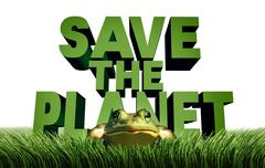 Save The Planet Piirros