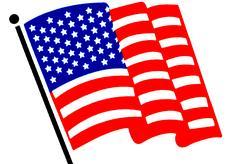 US Flag Piirros