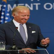 Serbia,Belgrade AUG 16th 2016-US Vice President Joe Biden Kuvituskuvat