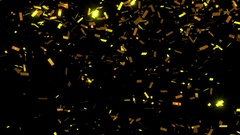 Gold Bullion Bars Stock Footage