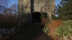 Michelham Priory Stock Footage