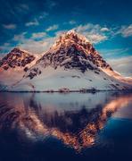 Mountain scenery in Antarctica Kuvituskuvat