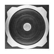 Audio speaker. Kuvituskuvat