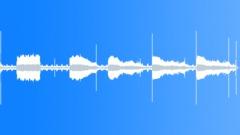 Electric Foot Massager Running Mode 1 Long Sound Effect
