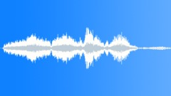 Whisper Incantation Reverse 02 Dry Sound Effect