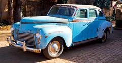 In south africa old abandoned   vintage car Kuvituskuvat