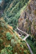 Transfagarasan in Transylvania, Romania Stock Photos