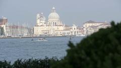 Bacino di San Marco Venice Stock Footage