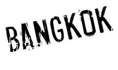 Bangkok stamp rubber grunge Piirros