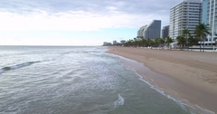 December in Fort Lauderdale Florida Arkistovideo