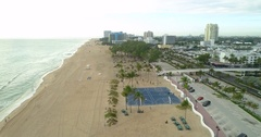 Fort Lauderdale Florida 4k 60p Stock Footage