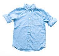 Fashion shirt for clothing Stock Photos