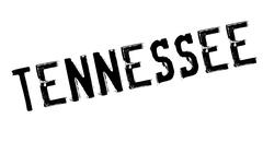Tennessee stamp rubber grunge Stock Illustration