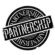 Partnership rubber stamp Piirros