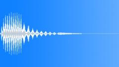 Treble Sharp Reverse Stinger Flyby 2 Sound Effect