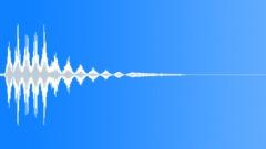 Treble Sharp Reverse Stinger Flyby Sound Effect