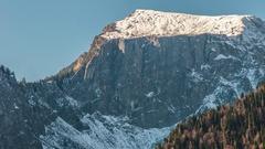 Abkhazia Caucasus Mountains Stock Footage