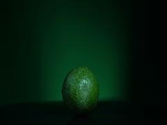 Avocado turning loopable Stock Footage