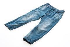 Fashion Jean pants Stock Photos