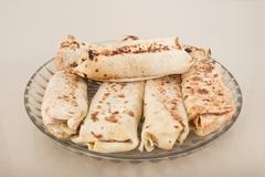 Homemade doner kebab Kuvituskuvat