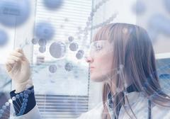 Innovative technologies in science and medicine Stock Photos