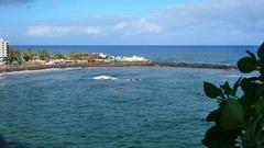 Puerto de la Cruz, Tenerife Stock Footage