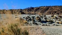 Tenerife, Las Canadas National Park Stock Footage