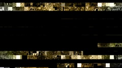 Digital TV data loss - HD Stock Video Stock Footage